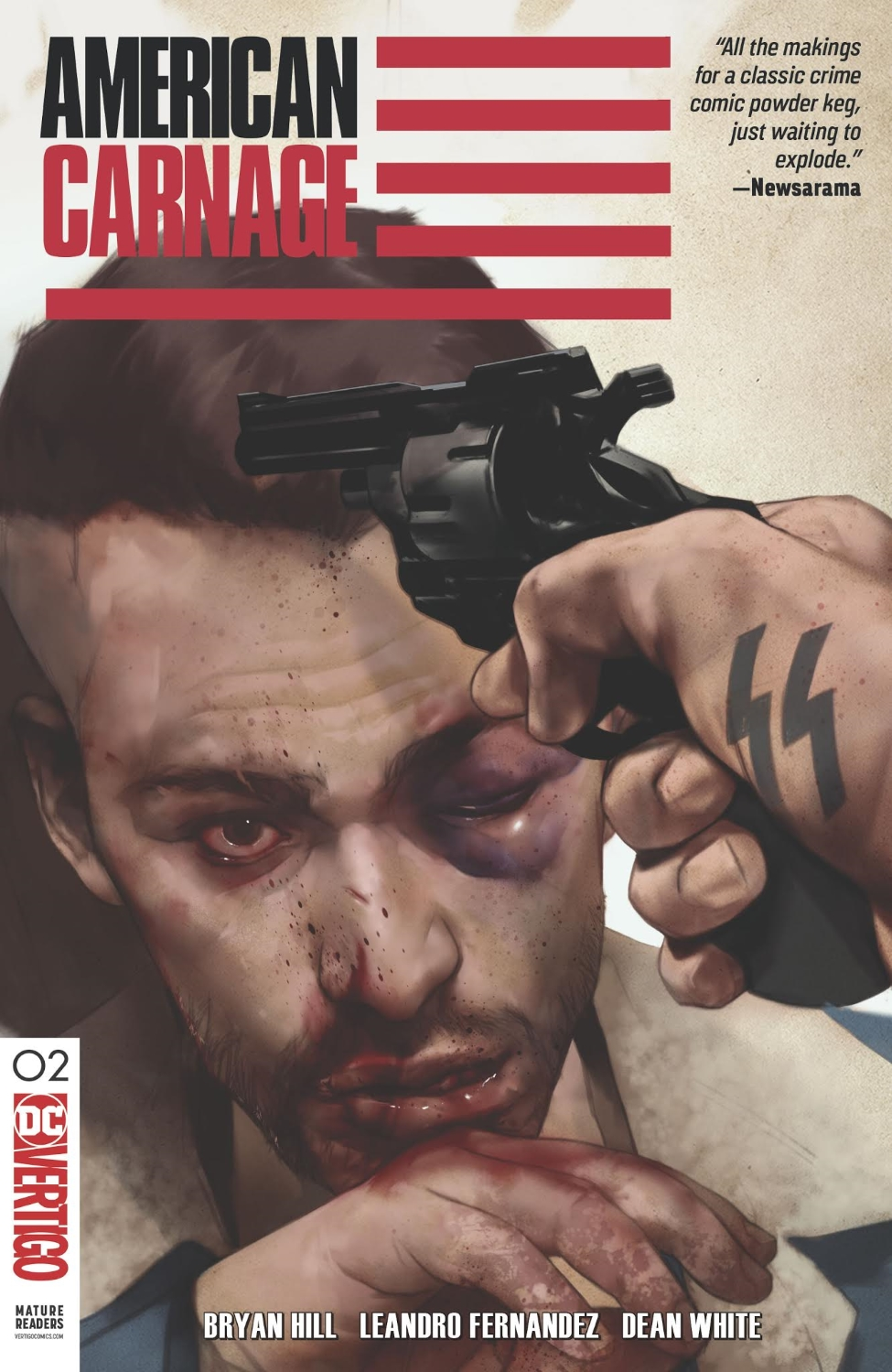 American Carnage Vol 1 2
