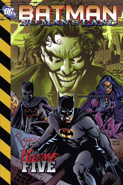 Batman: No Man's Land Vol 5 (Collected)