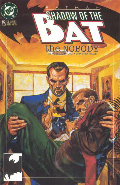 Batman: Shadow of the Bat Vol 1 13