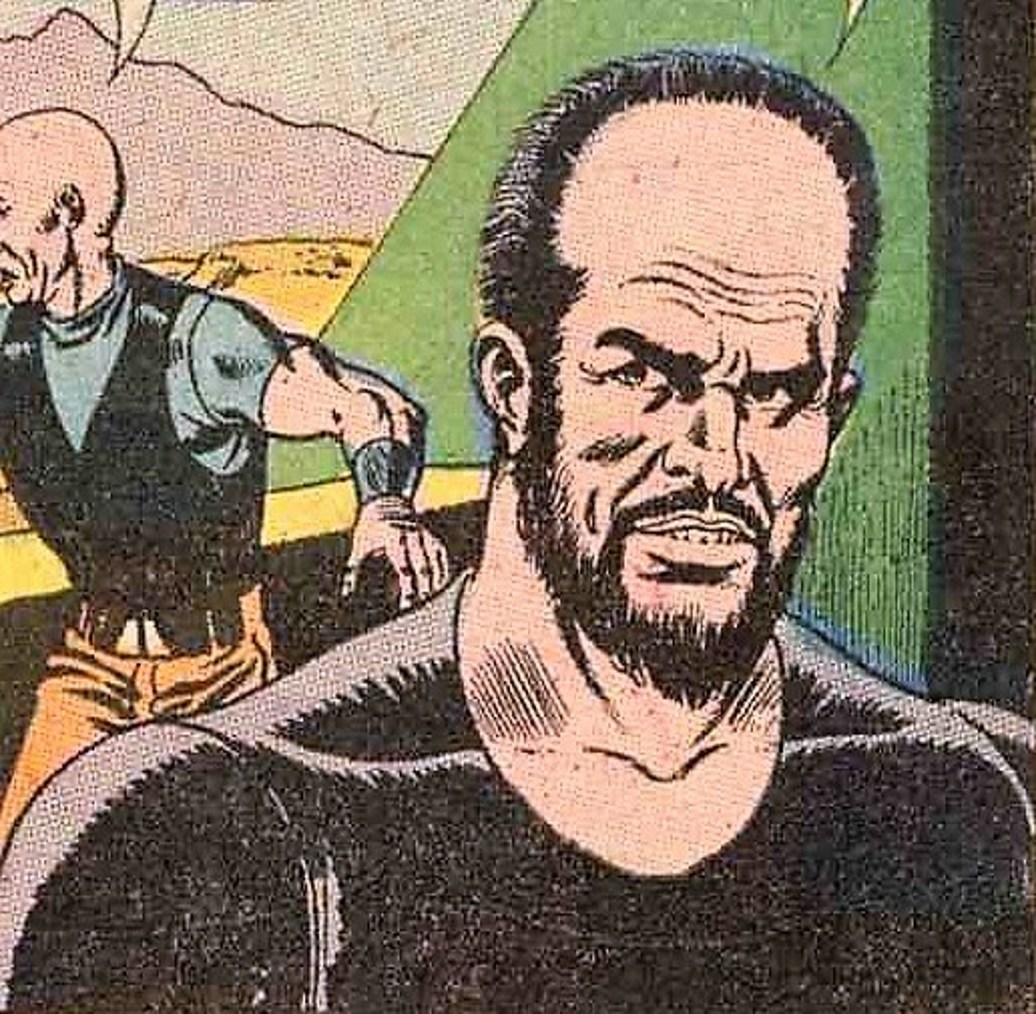 Black Baron (Earth-86)