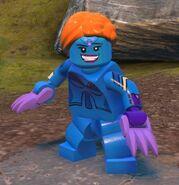 Brainiac 8 Lego Batman 0001