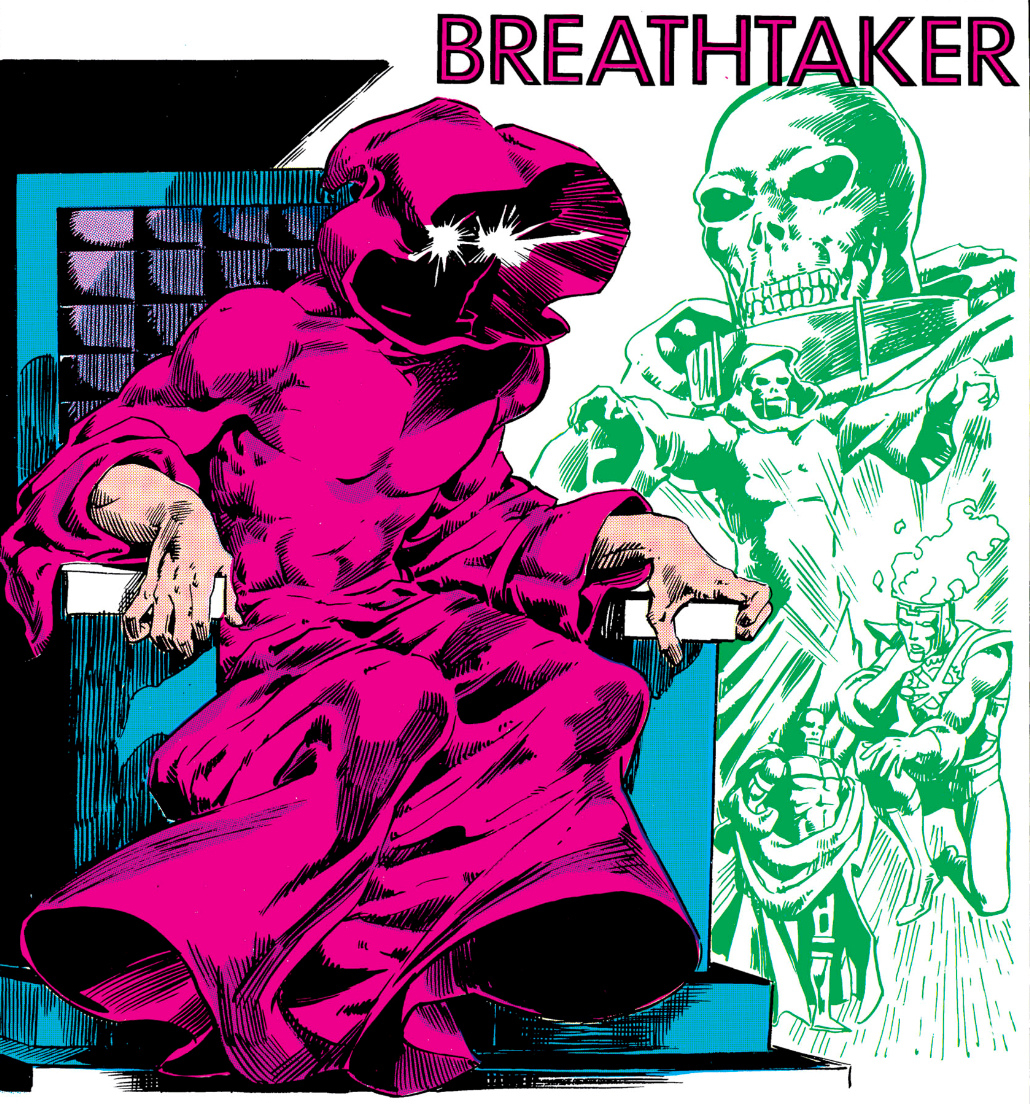 Breathtaker I (New Earth)