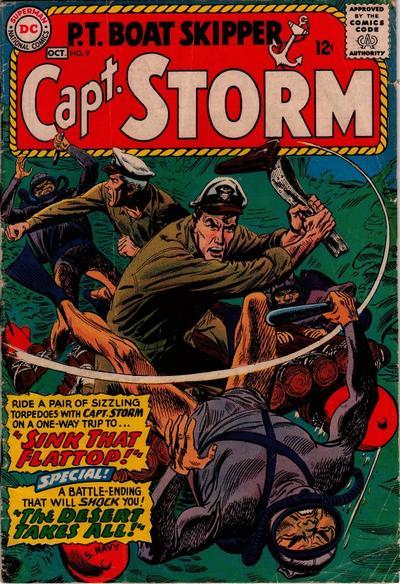 Capt. Storm Vol 1 9