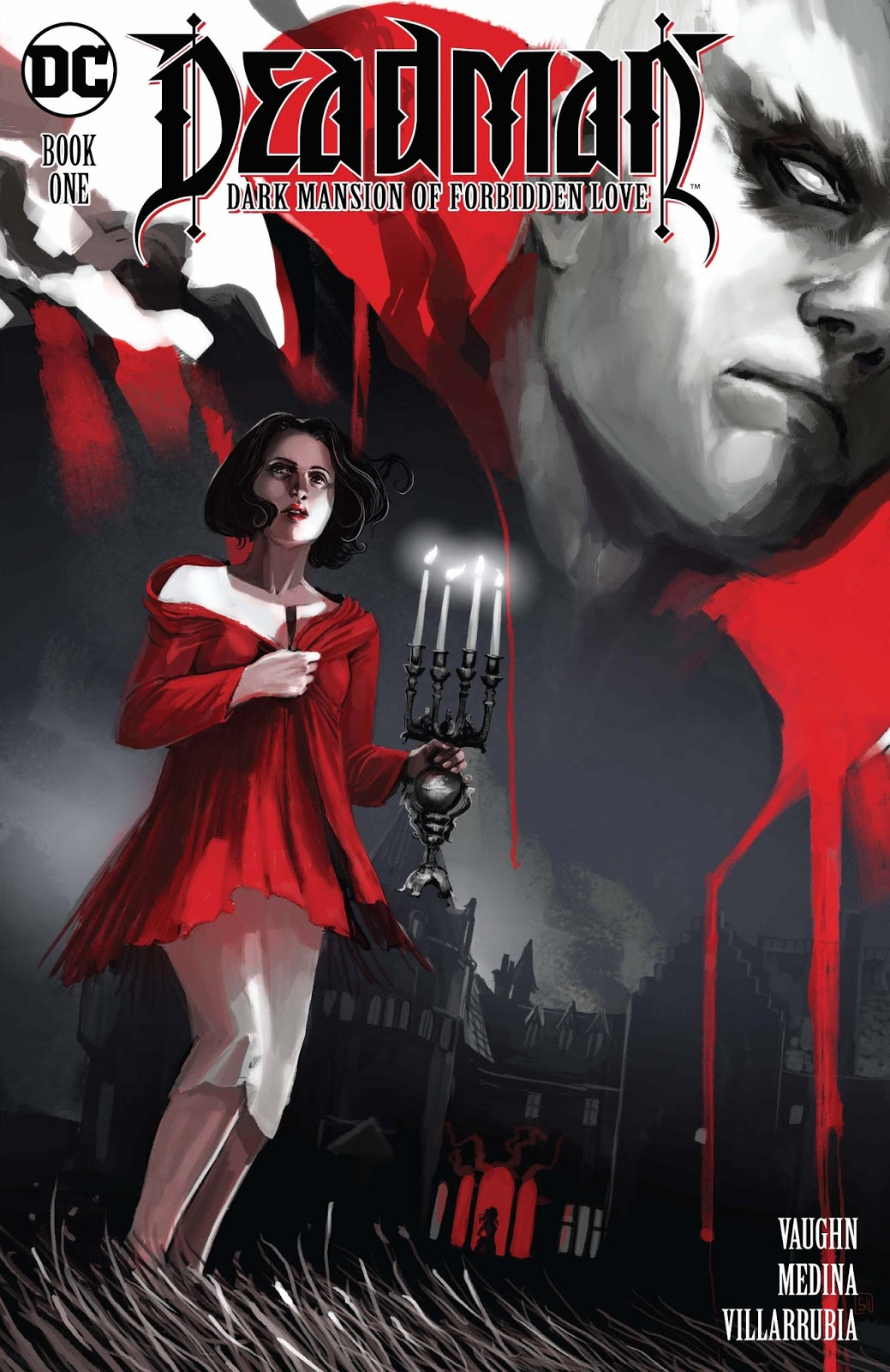 Deadman: Dark Mansion of Forbidden Love Vol 1 1