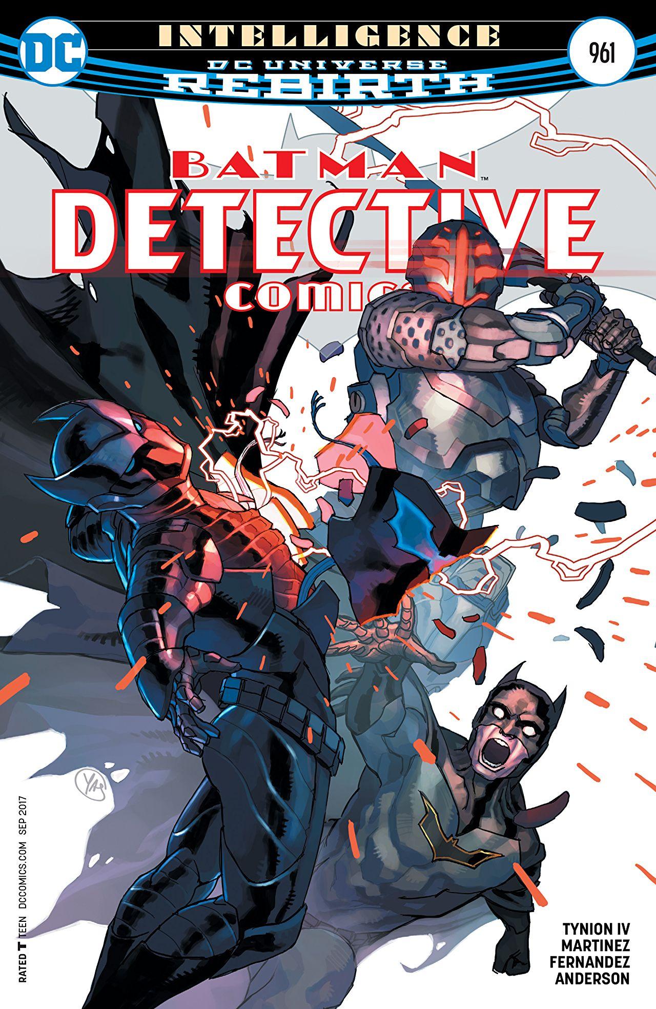 Detective Comics Vol 1 961