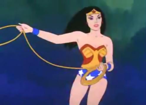 Diana of Paradise Island (Super Friends)