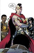 Diana of Themyscira Last Knight on Earth 001