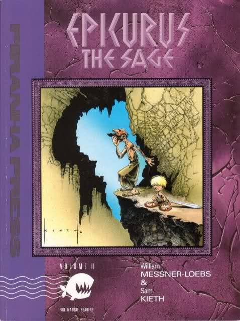 Epicurus the Sage Volume II
