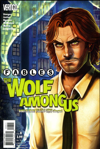 Fables: The Wolf Among Us Vol 1 8