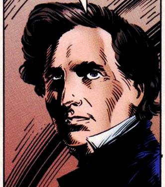 Franklin Pierce (New Earth)