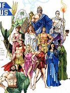 Gods of Olympus 001