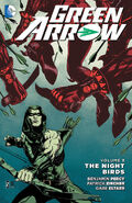 Green Arrow The Nightbirds TPB