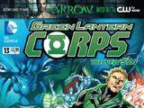 Green Lantern Corps Vol 3 13