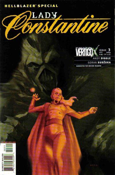 Hellblazer: Lady Constantine Vol 1 3