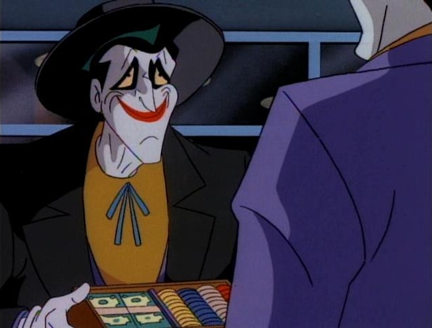 Batman (1992 TV Series) Episode: Joker's Wild