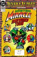 Justice League International Special 1