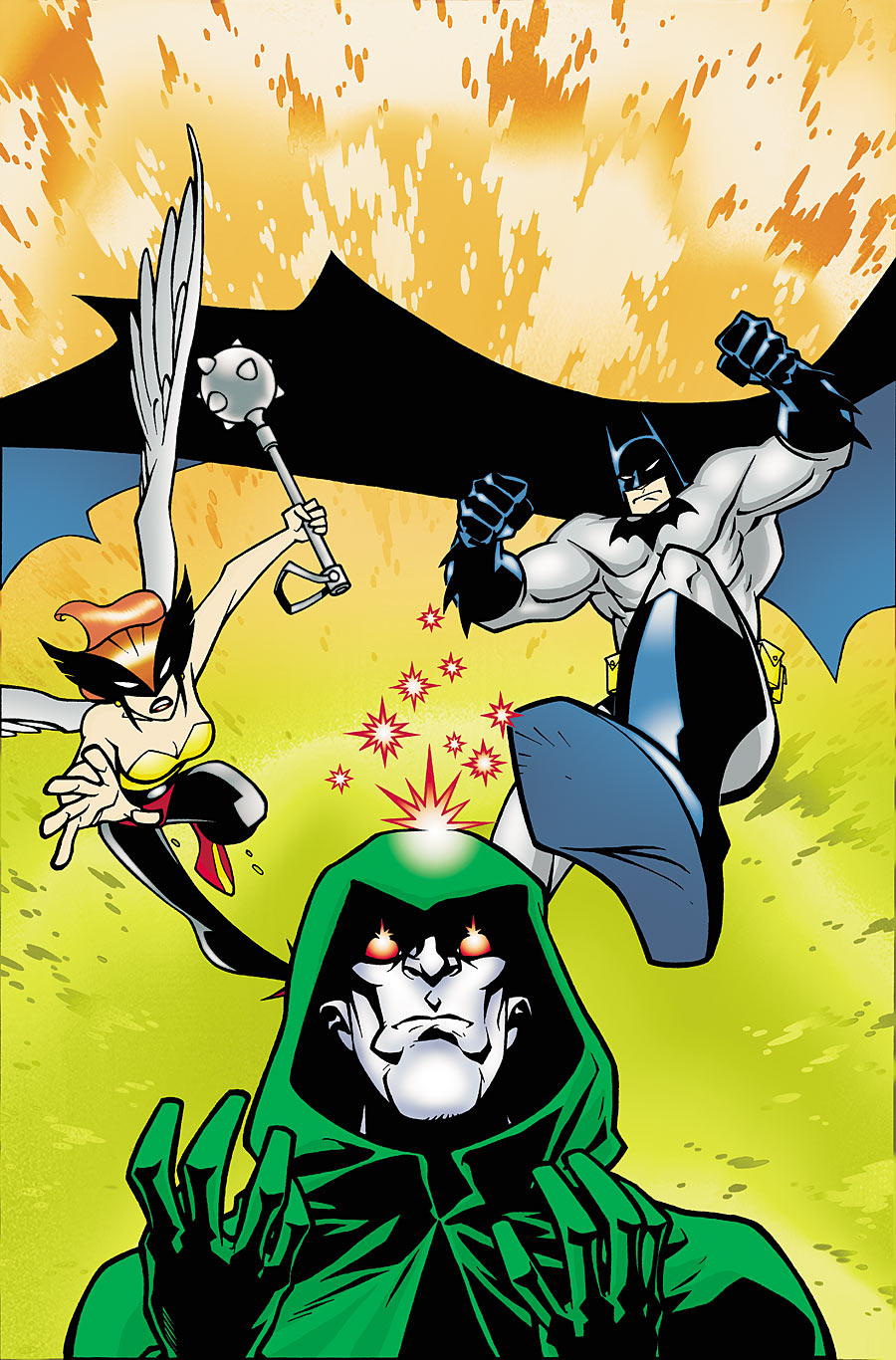 Justice League Unlimited Vol 1 37