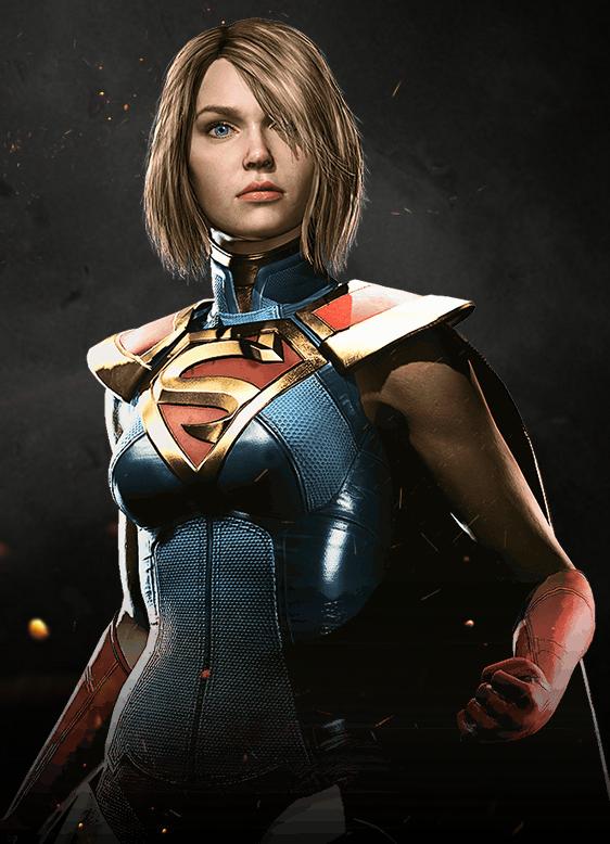 Kara Zor-El (Injustice)