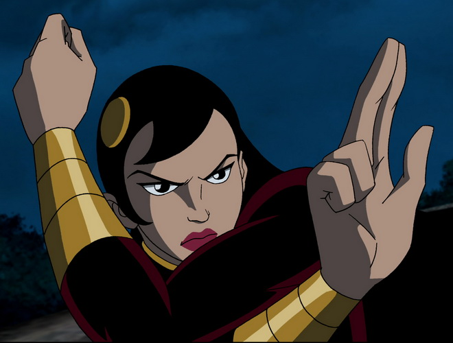 Sandra Wu-San (Superman/Batman)