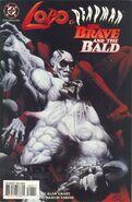 Lobo-Deadman The Brave and the Bald Vol 1 1