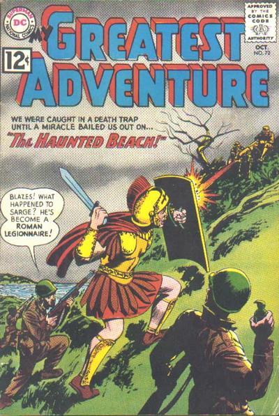 My Greatest Adventure Vol 1 72