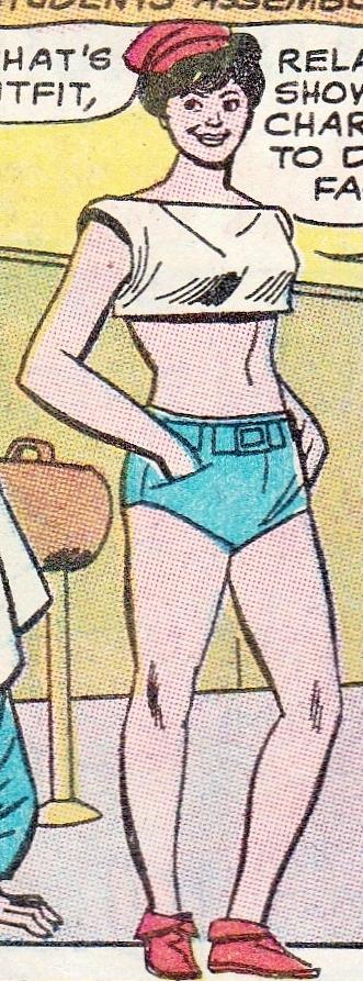 Penelope Pink (Earth-Twelve)