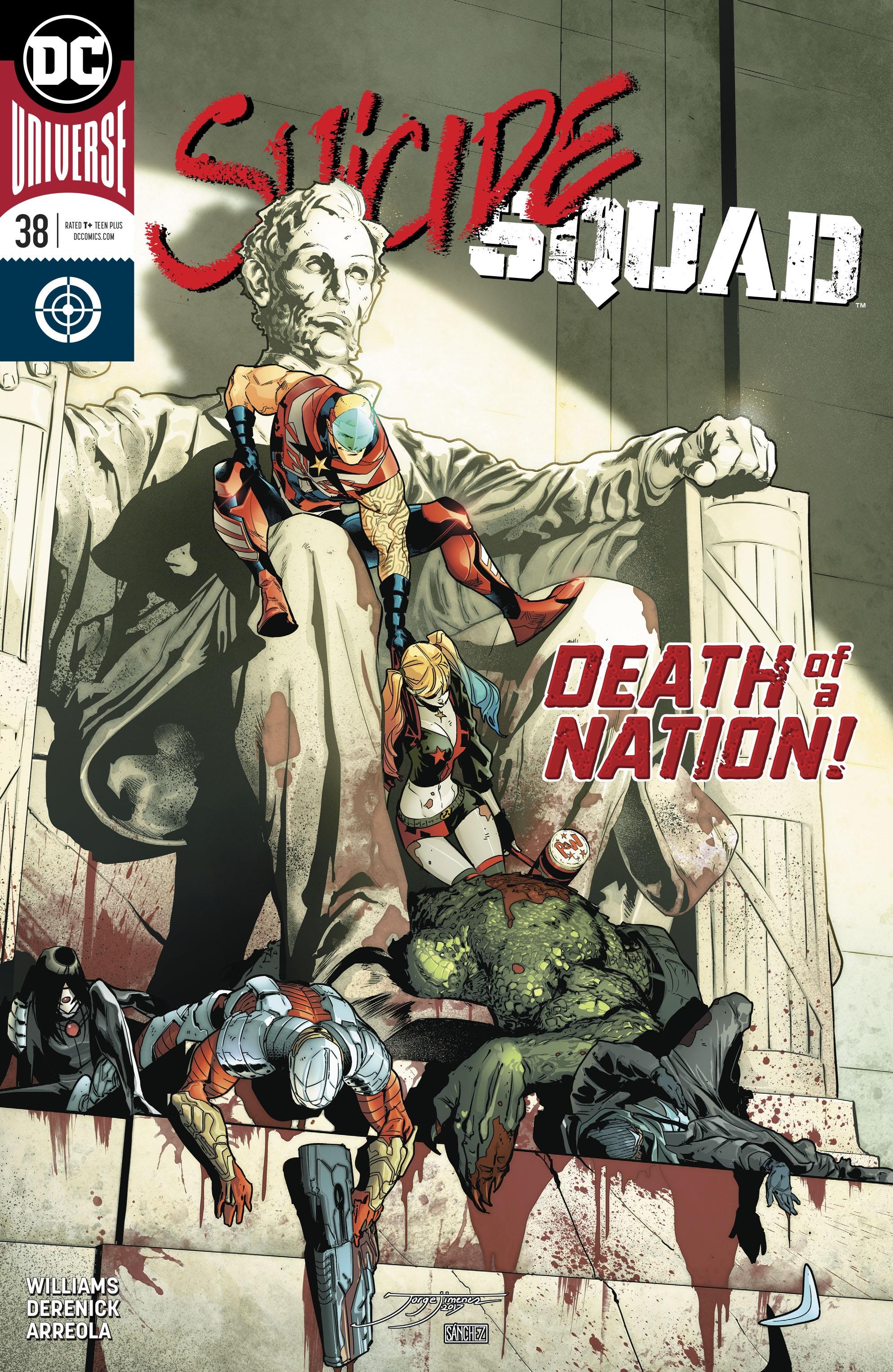 Suicide Squad Vol 5 38