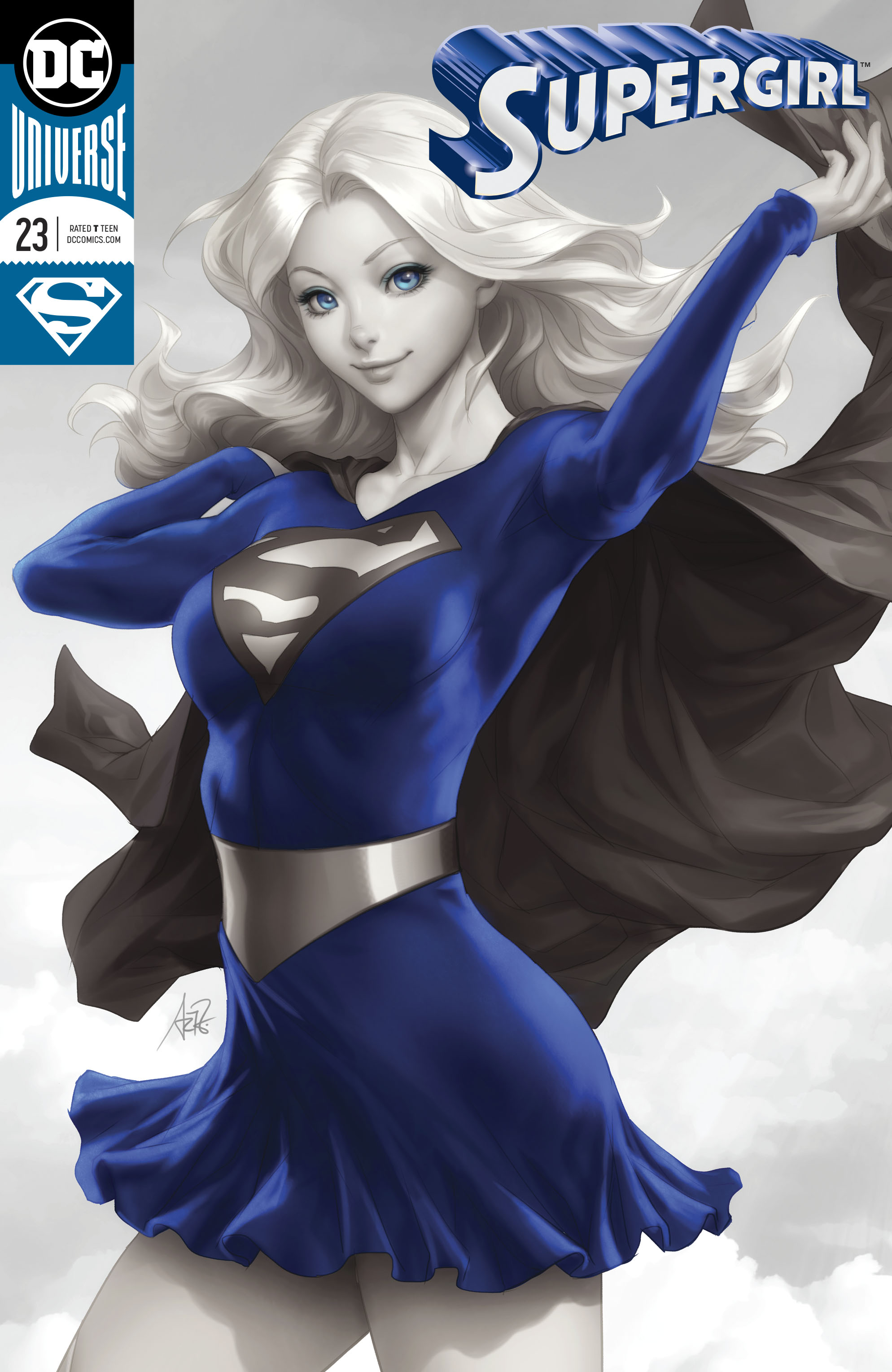 Supergirl Vol 7 23