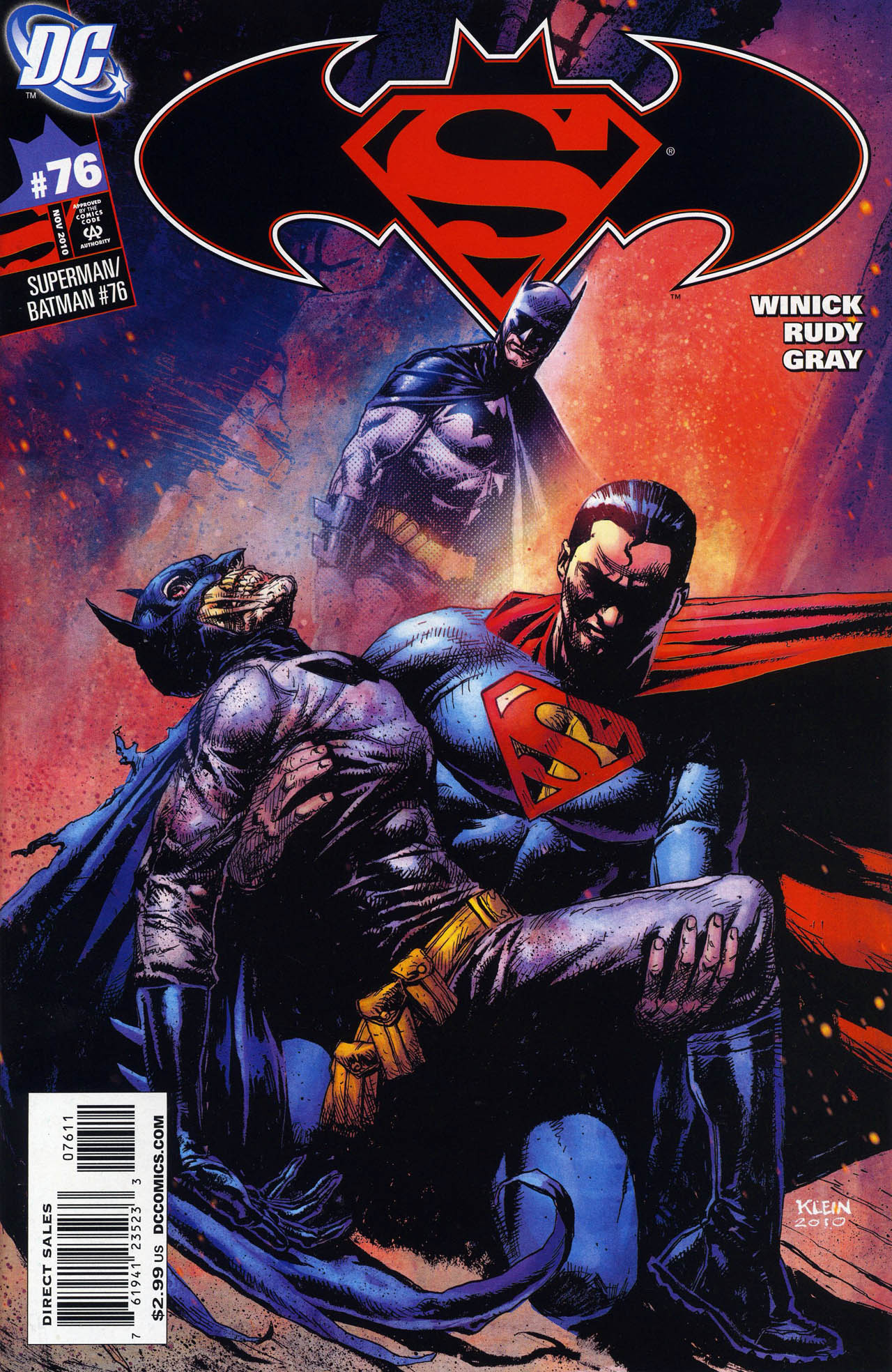 Superman/Batman Vol 1 76