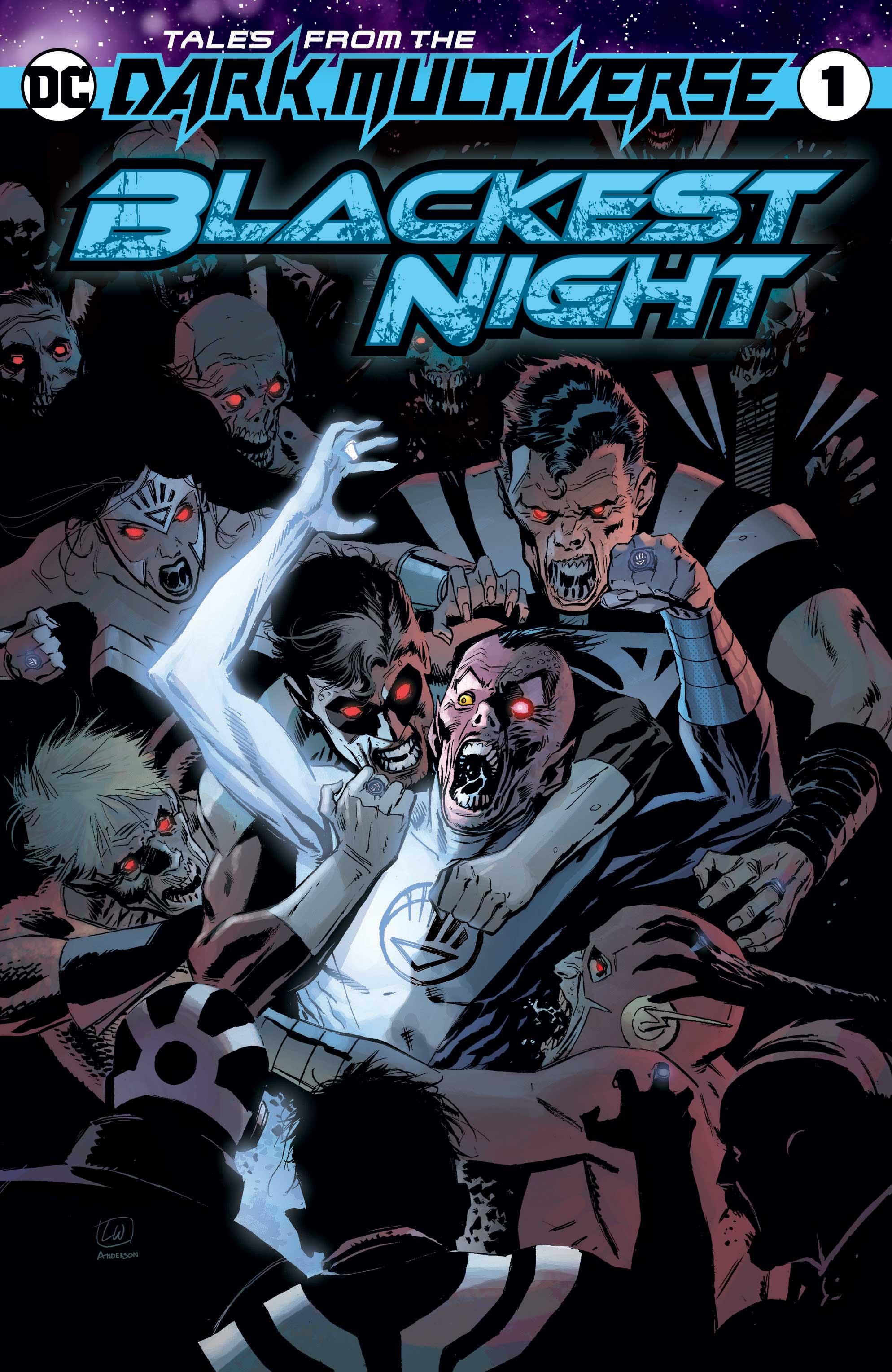 Tales from the Dark Multiverse: Blackest Night Vol 1 1