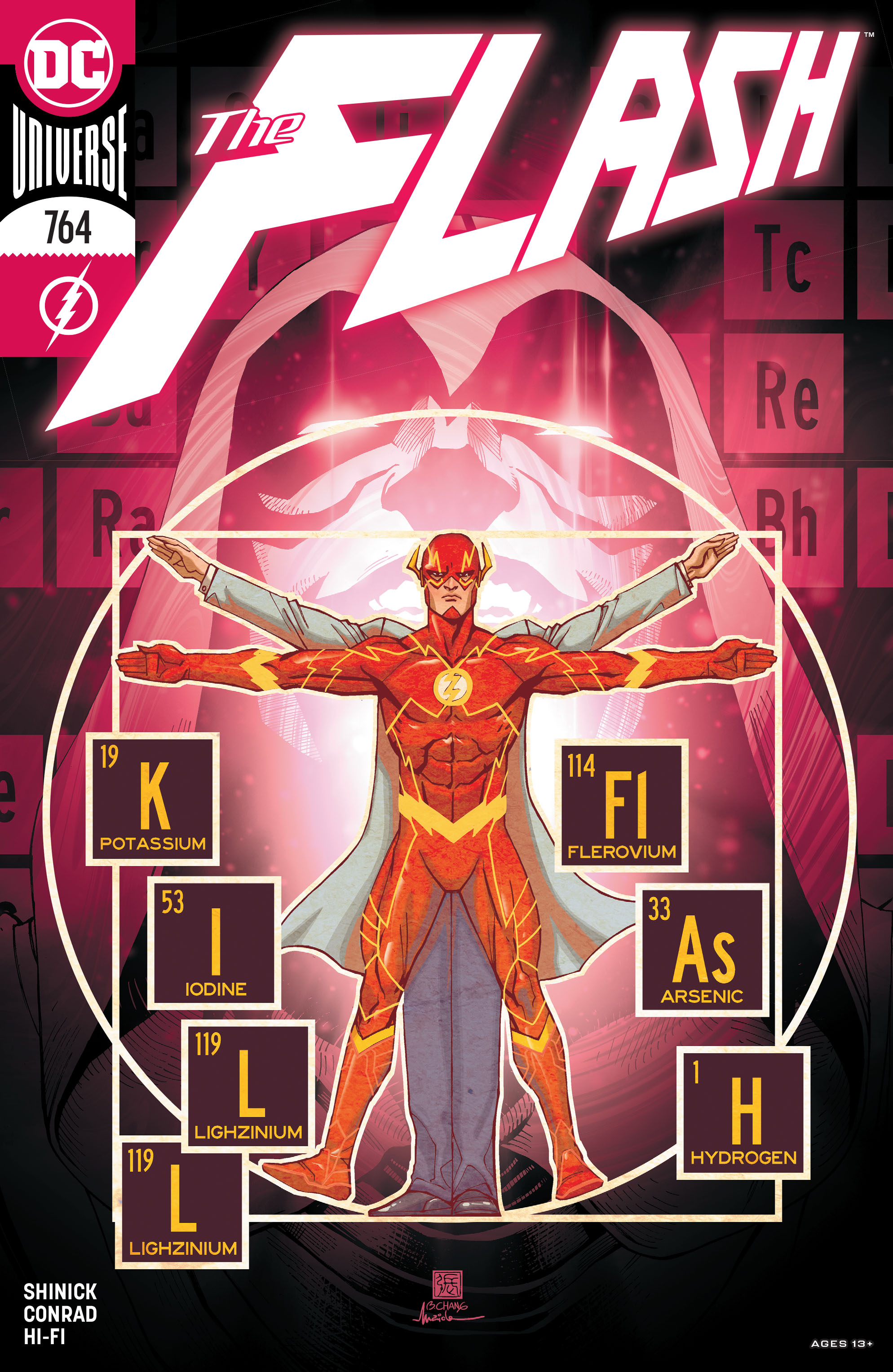 The Flash Vol 1 764