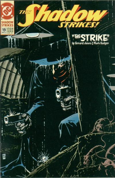 The Shadow Strikes! Vol 1 19
