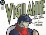 Vigilante: City Lights, Prairie Justice Vol 1 1