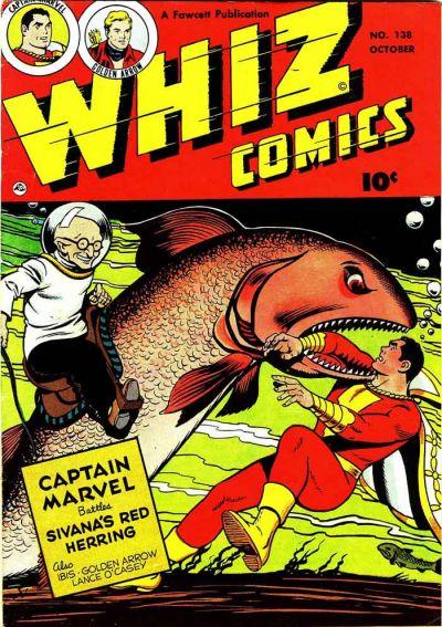 Whiz Comics Vol 1 138