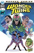 Wonder Twins Vol 1 2