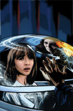 Kara sent away from Krypton.