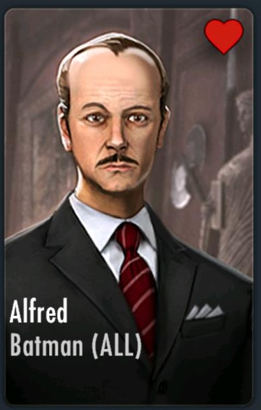 Alfred Pennyworth (Injustice: Earth One)