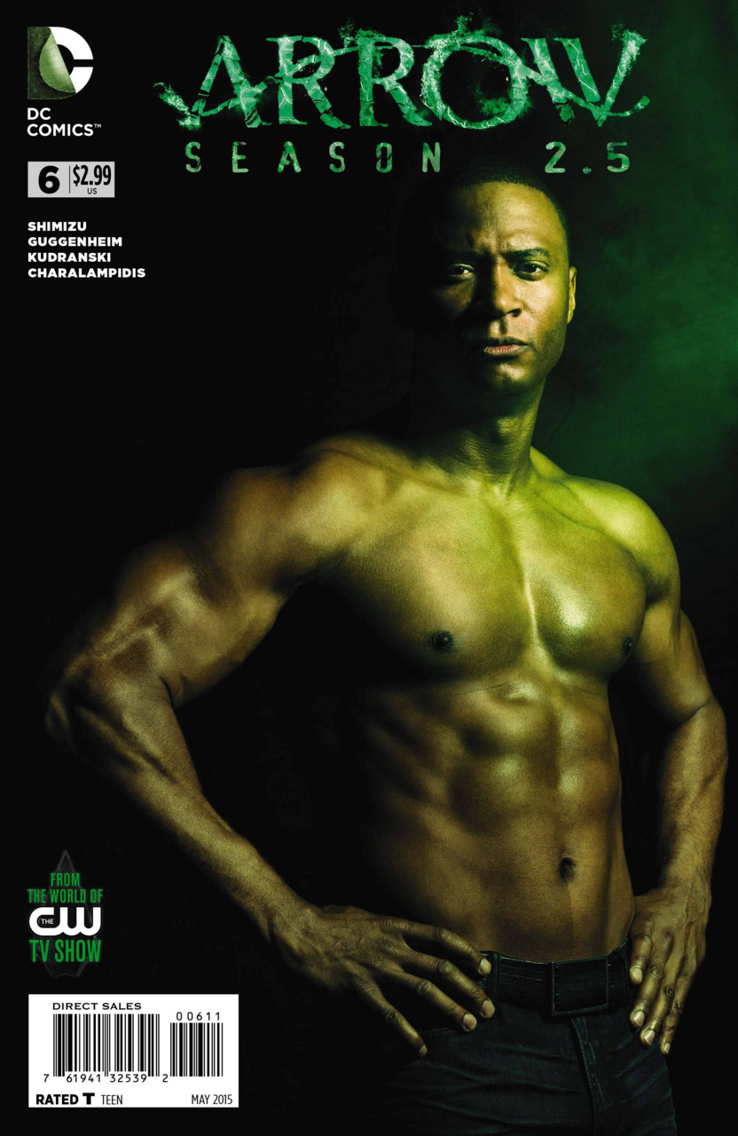 Arrow: Season 2.5 Vol 1 6