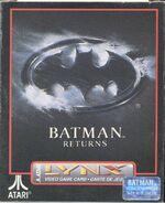 Batman Returns Atari Box