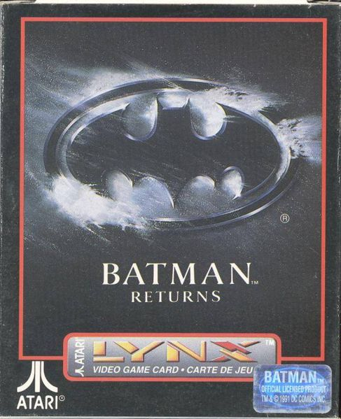 Batman Returns (Atari)