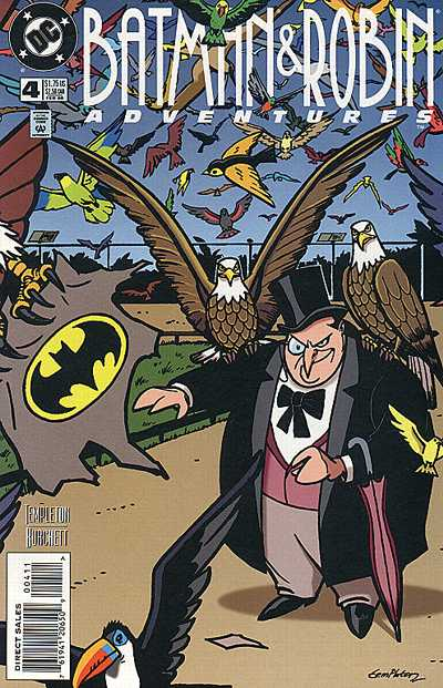 The Batman and Robin Adventures Vol 1 4
