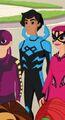 Blue Beetle DC Super Hero Girls 0001