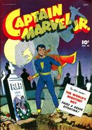 Captain Marvel, Jr. Vol 1 40