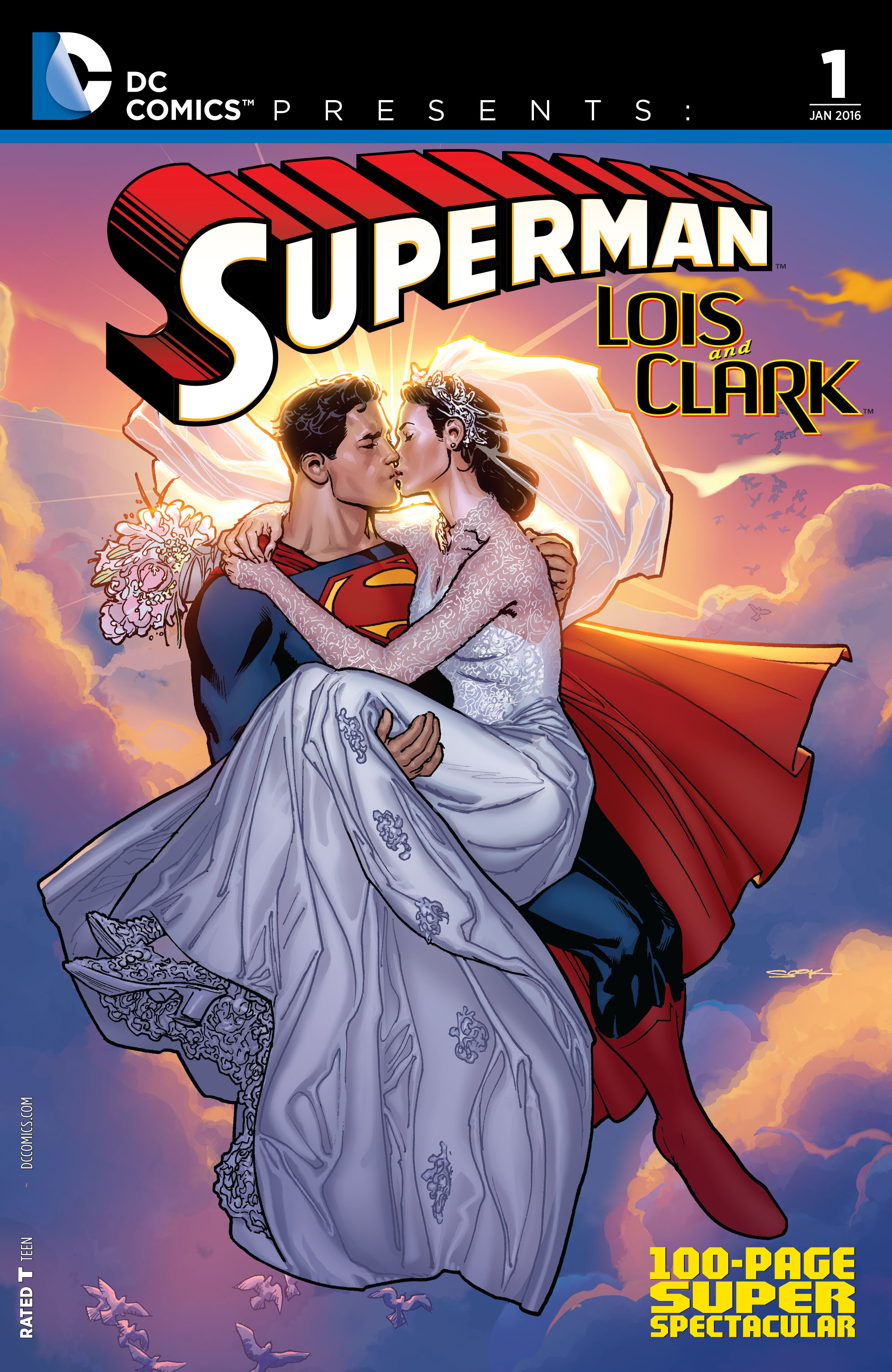 DC Comics Presents: Superman - Lois and Clark 100-Page Super Spectacular Vol 1 1