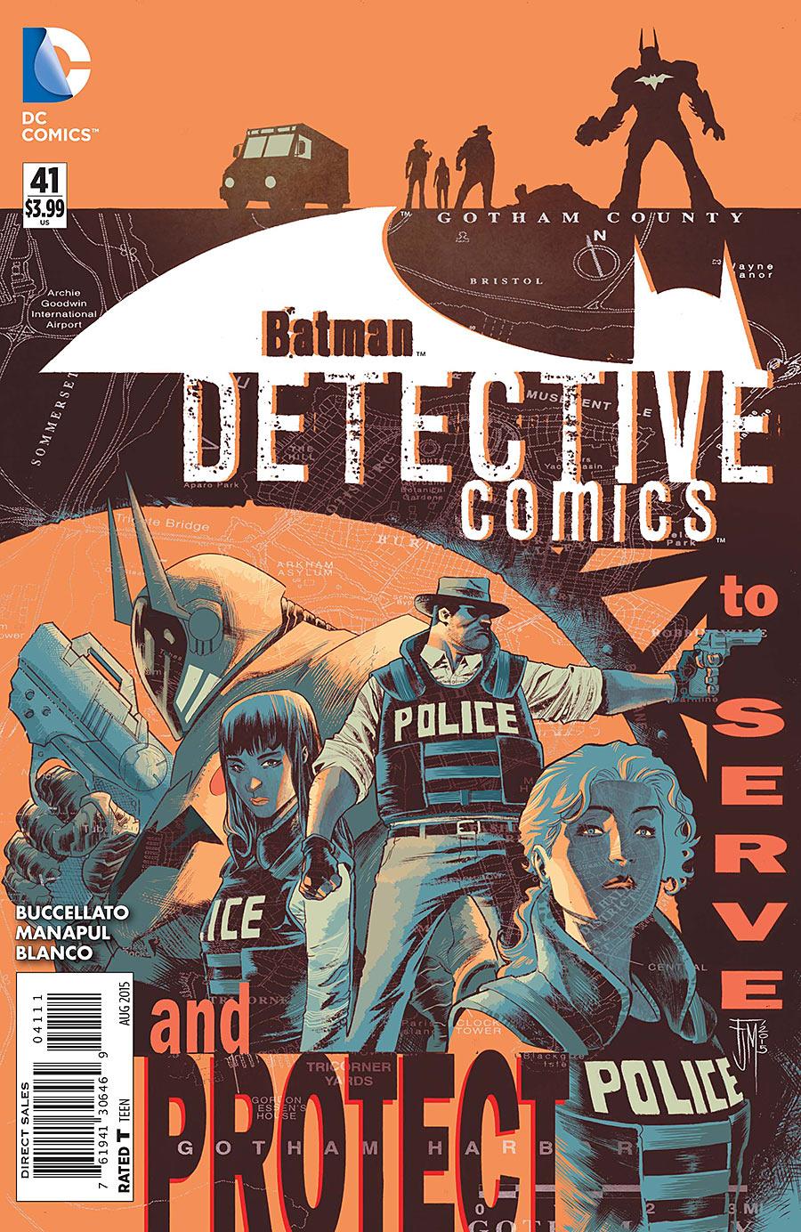 Detective Comics Vol 2 41