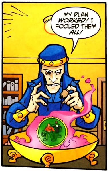 Felix Faust (Earth-508)
