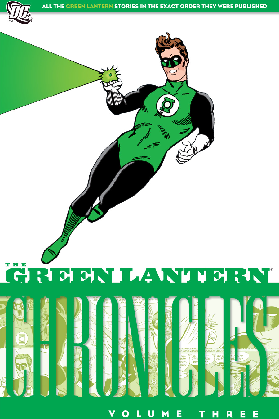 The Green Lantern Chronicles Vol. 3 (Collected)