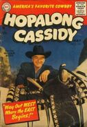 Hopalong Cassidy Vol 1 101