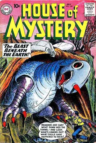 House of Mystery Vol 1 100