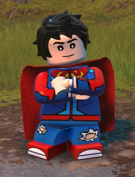 Jonathan Samuel Kent (Lego Batman)